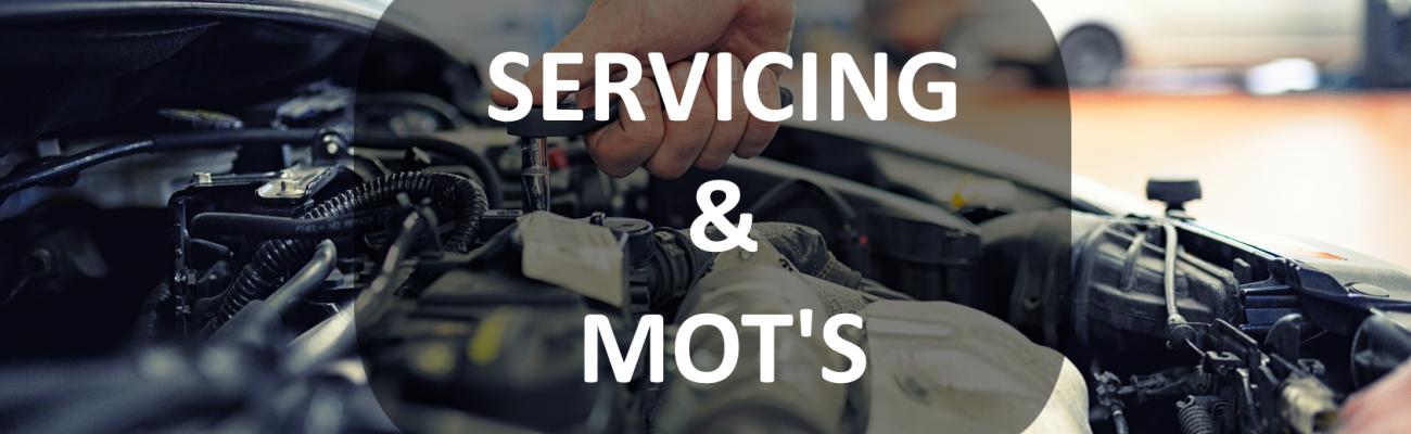 SERVICING & MOTS