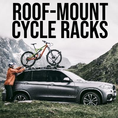 Roof Mount Cycle Racks Icon