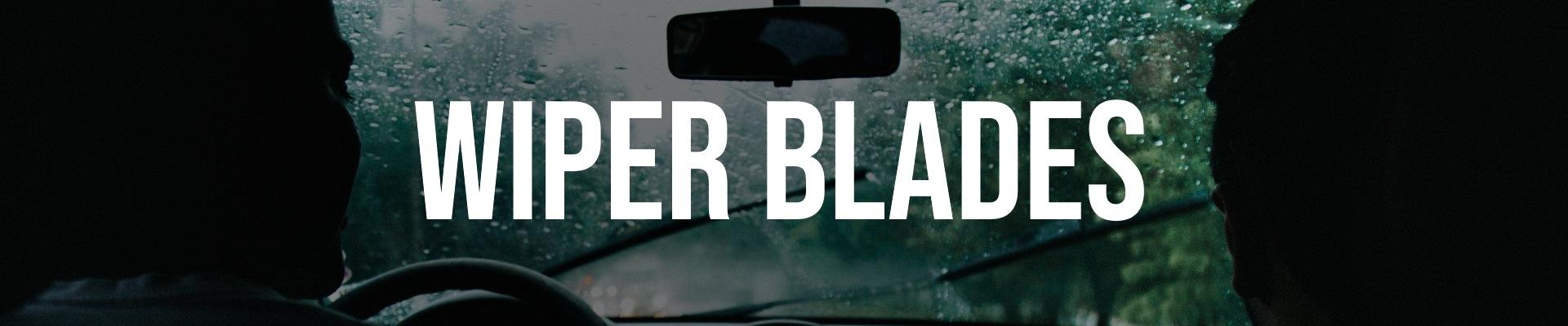 Wiper Blades Banner