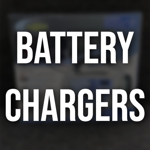 Battery Chargers Button