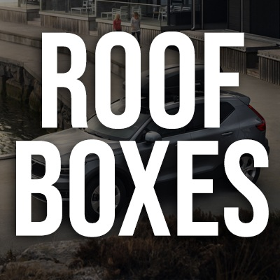 Roof Boxes Icon