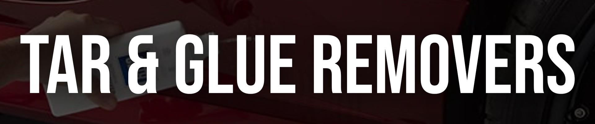 Bug, Tar & Glue Removers Banner